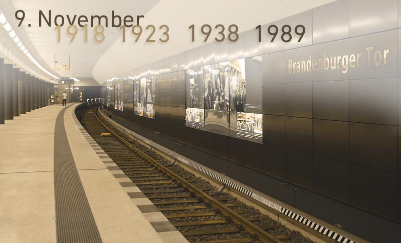 """Schicksalstag"" 9. November"