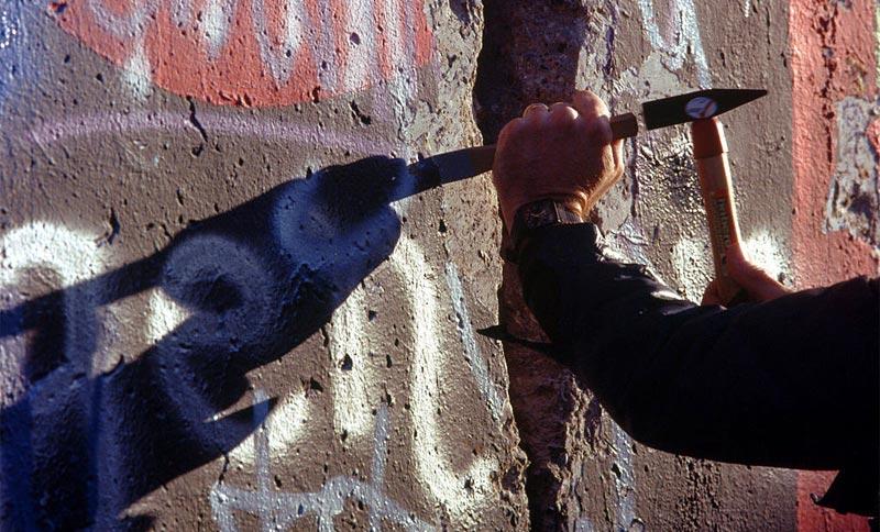 28 Jahre Mauer, 28 Jahre ohne Mauer